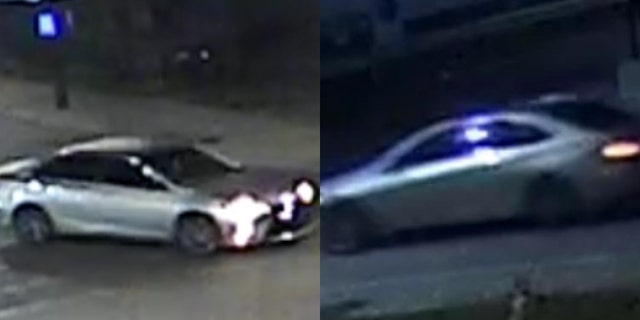 Gina DeJesus carjacking and robbery vehicle (Credit: Cleveland Police Department blog)