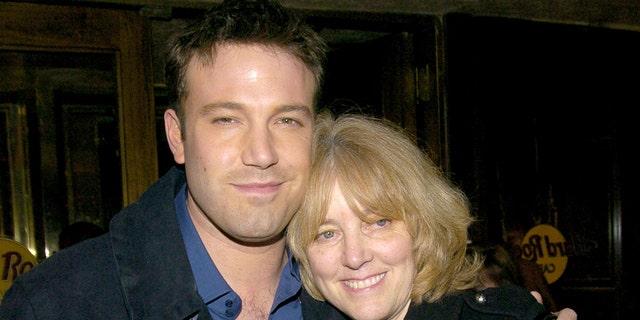 Ben Affleck's mother, Chris, wasn't a big fan of Jennifer Lopez. (Photo by KMazur/WireImage for Coyne PR)