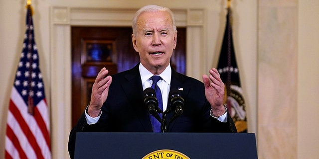 Biden credits own admin for Israel-Hamas cease-fire, downplays Egypt role
