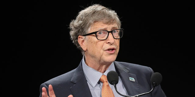 Bill Gates reportedly tied employee's tongues with nondisclosure agreements that barred them from speaking about him. (Ludovic Marin/Pool Photo via AP, File)