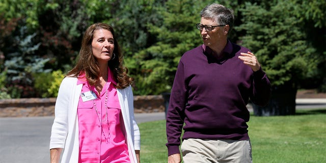 Bill Gates and his wife Melinda have recently announced their divorce. (REUTERS/Rick Wilking/File Photo)