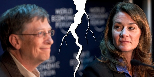 Bill and Melinda Gates said their decision to divorce came after a 'great deal of thought and a lot of work on our relationship.'