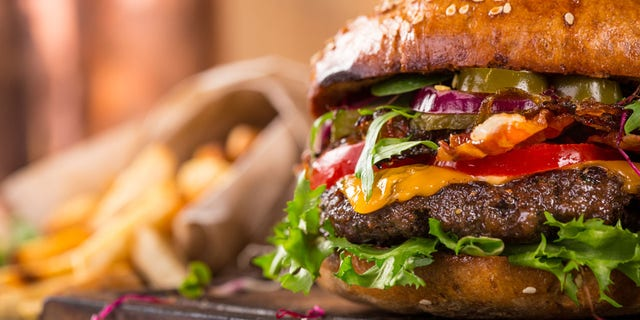 Friday is National Burger Day and if you don't feel like cooking your own burgers, there are plenty of deals being offered. (iStock)
