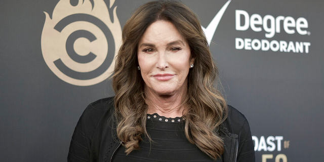 FILE:In this Sept. 7, 2019, file photo, Caitlyn Jenner attends the Comedy Central Roast of Alec Baldwin in Beverly Hills, Calif.
