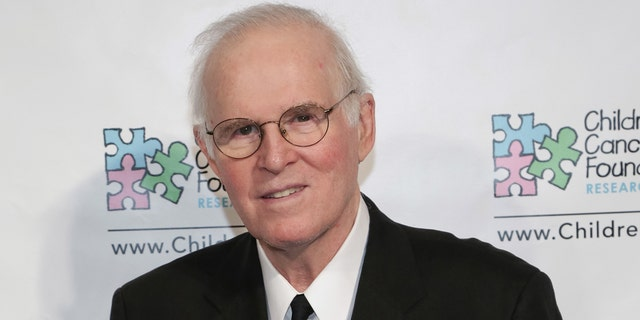 Actor Charles Grodin arrives for The Children's Cancer and Blood Foundation Breakthrough Ball Benefit Gala at The Plaza Hotel - 5th Avenue on November 18, 2014 in New York City. The Broadway star died Tuesday at the age of 86.