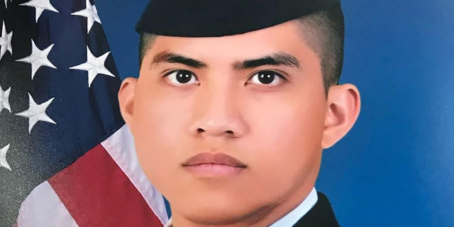 Authorities had been searching for missing US Air Force member Elijah Posana, who went missing Sunday