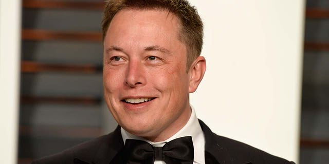 Elon Musk is hosting 'Saturday Night Live' this week and admitted in a promo that he's 'a wild card.' (Getty Images)
