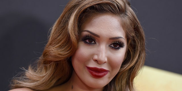 Farrah Abraham's sex tape scandal was made fun of by Teigen. (Photo by Axelle/Bauer-Griffin/FilmMagic)