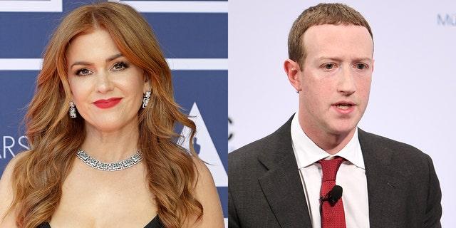 Isla Fisher slams Facebook CEO Mark Zuckerberg for hosting 'lies that cost lives'.jpg