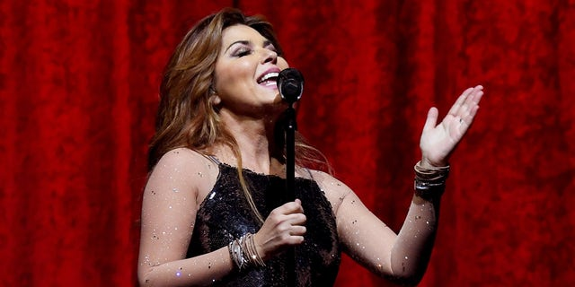 Shania Twain said she's looking forward to reconnecting with fans.