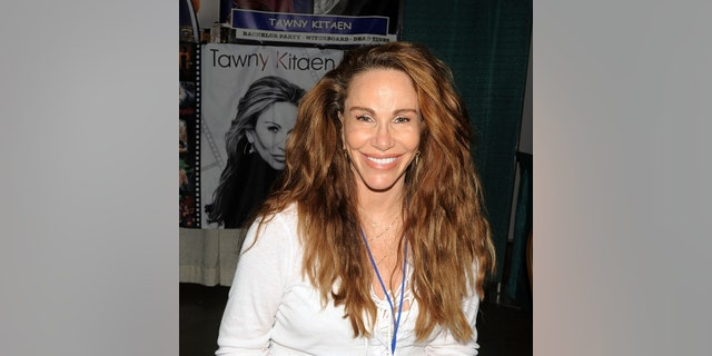 Tawny Kitaen played Seinfeld's girlfriend on a 1991 episode titled 'The Nose Job.'