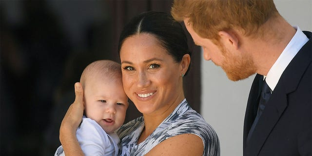 Prince Harry and Meghan Markle married at Windsor Castle in May 2018. Their son Archie was born a year later.