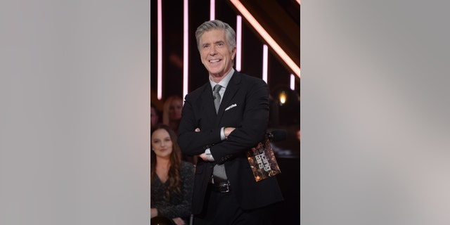 """Tom Bergeron had hosted """"Dancing With the Stars"""" since its premiere in 2005."""