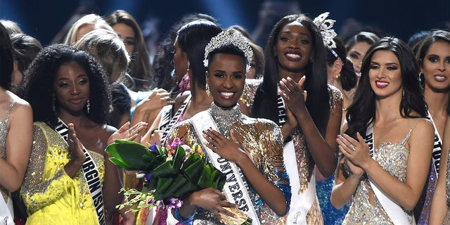 Miss South Africa Zozibini Tunzi was crowned Miss Universe in 2019.