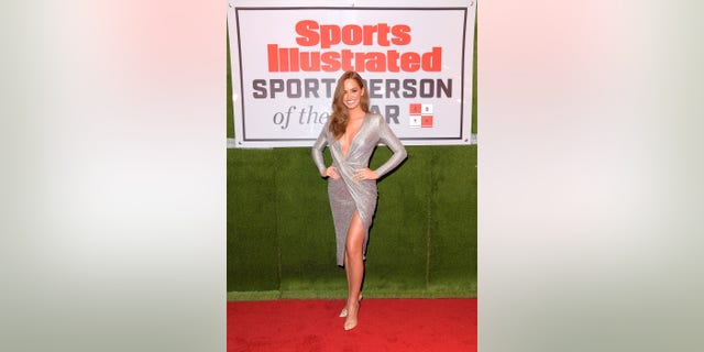 Haley Kalil said her friends and family have kept her grounded as a model.