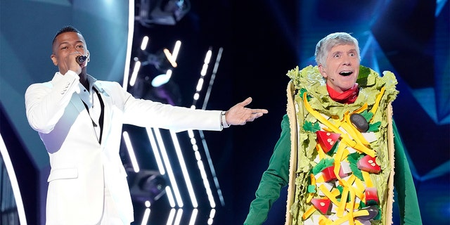 When it comes to the future, Tom Bergeron is game for (almost) anything.