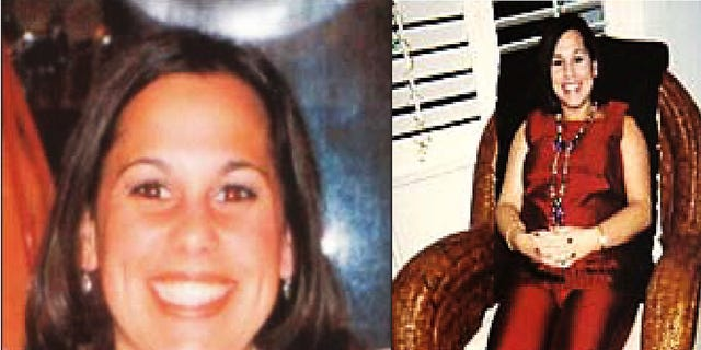 UNDATED FILE PHOTO: This undated photo shows Laci Peterson, who has not been seen since December 24, 2002. Modesto police have been called in after a badly decomposed body was found April 14, 2003 on the beach at a park near Point Isabel, California a day after an infant's body was found not far away. Police called the move a precaution. Laci was eight months pregnant when she disappeared in December 2002. (Photo by Getty Images)
