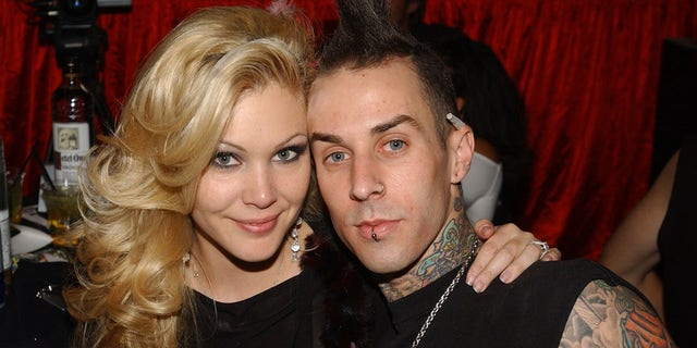Shanna Moakler is accusing her ex Travis Barker and his girlfriend Kourtney Kardashian of 'destroying my family.' (Photo by Denise Truscello/WireImage)