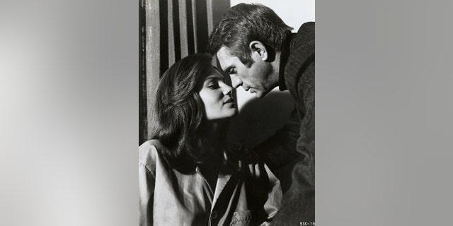 Jacqueline Bisset and Steve McQueen starred in the 1968 film 'Bullitt.'