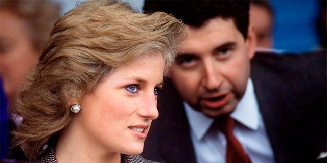 Princess Diana died in a Paris car crash in 1997.