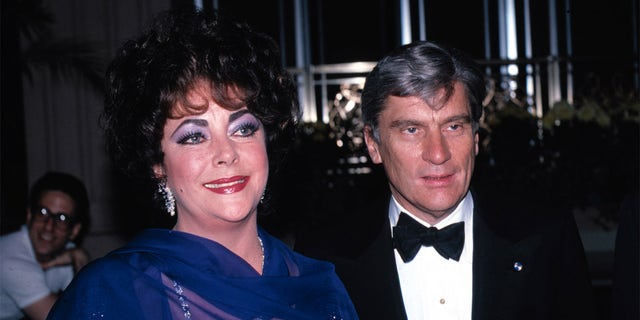 John Warner and Elizabeth Taylor met on a blind date in 1976 when the British ambassador asked him to escort the movie star to an embassy party honoring another Elizabeth, the Queen of England, who was visiting Washington.