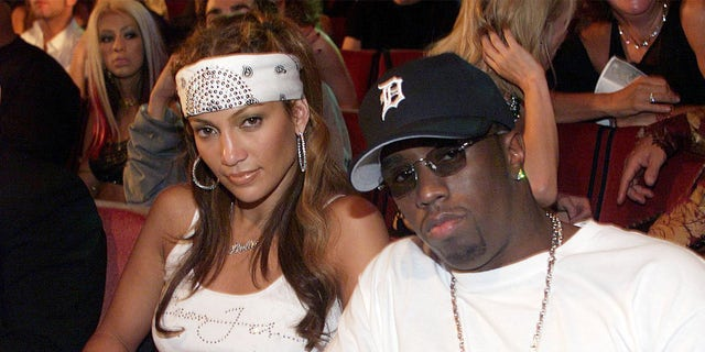 Jennifer Lopez and Sean 'Diddy' Combs dated from 1999 until 2001.