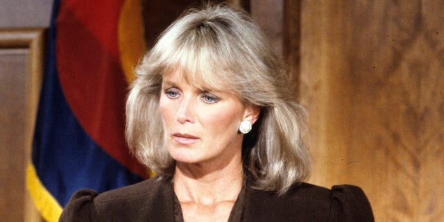 'Dynasty' star Linda Evans on leaving the hit series a year before it ended: 'I wanted more out of my life'.jpg