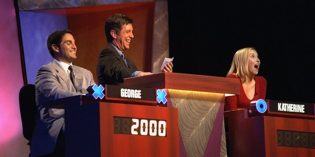 """Tom Bergeron hosted """"Hollywood Squares"""" from 1998 until 2004"""