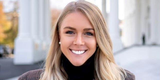 Karoline Leavitt, communications director for Rep. Elise Stefanik, was suspended from Twitter Wednesday night.