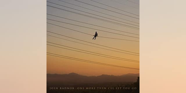 """Josh Radnor's debut solo EP """"One More Then I'll Let You Go"""""""