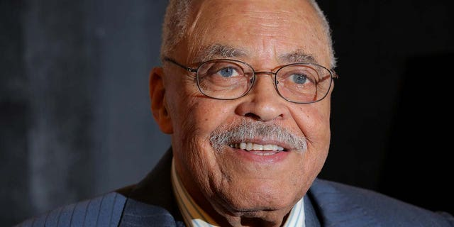 James Earl Jones's military service was honored by the ROTC on 'Star Wars' Day. (Photo by Jemal Countess/Getty Images)