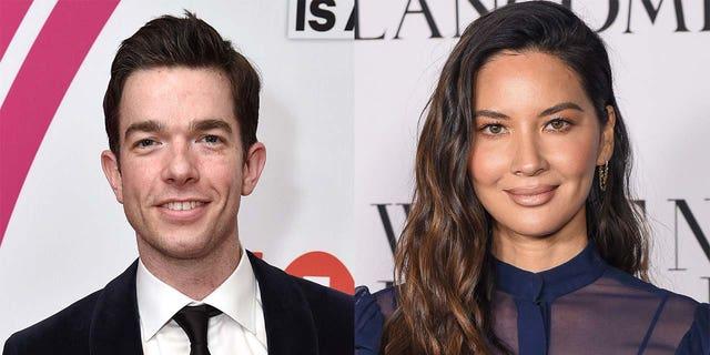 John Mulaney, Olivia Munn are dating: report.jpg