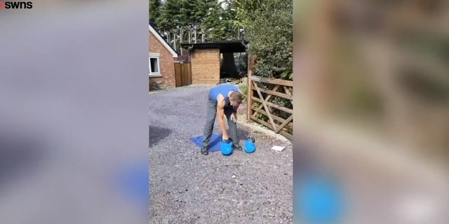 Jack Gilchrist, from Chorley, Lancashire, U.K., completed the Worldwide Kettlebell Challenge in just 21 days.