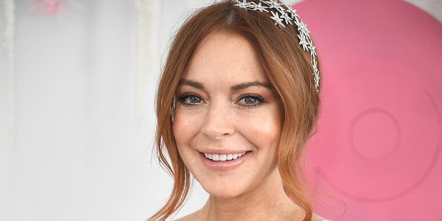 Teigen said that Lindsay Lohan commits self-harm when she sees another actress. (Photo by James Gourley/Getty Images)
