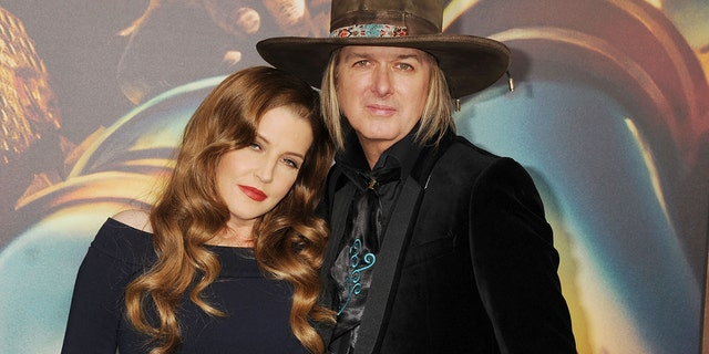 Lisa Marie Presley and Michael Lockwood share twin daughters.