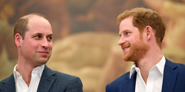 Prince William, Duke of Cambridge and Prince Harry, Duke of Sussex both condemned the BBC on Thursday. (Getty Images)