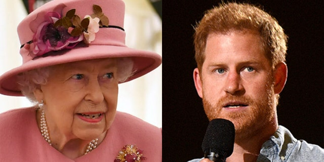 Queen Elizabeth II is reportedly upset at Prince Harry's recent comments about the royal family.