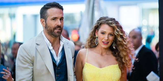 Ryan Reynolds played a small Mother's Day prank on Blake Lively.