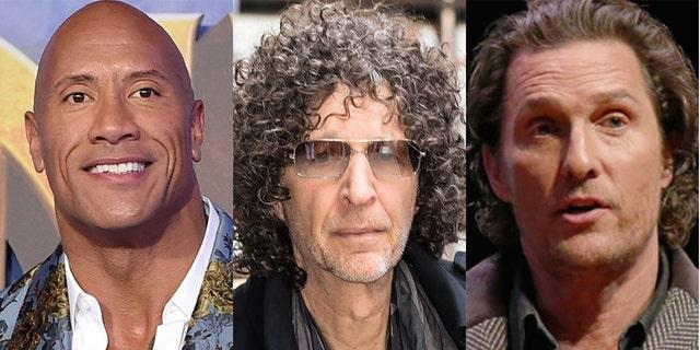 Howard Stern warns Dwayne 'The Rock' Johnson, Matthew McConaughey against starting political careers.jpg