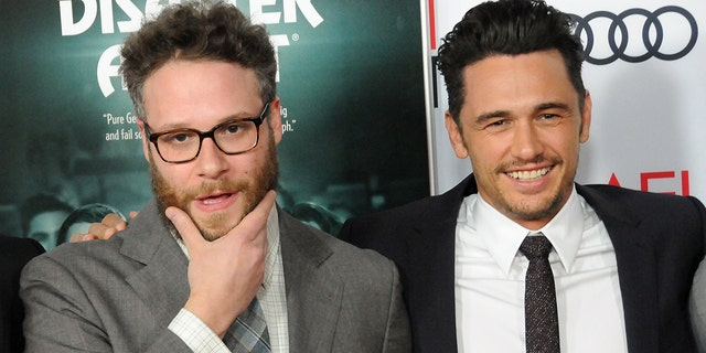 Seth Rogen said his professional relationship with James Franco is done.