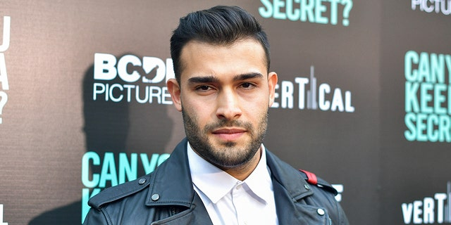 Sam Asghari has recently appeared in 'Black Monday' and 'Hacks.' (Photo by Matt Winkelmeyer/Getty Images)
