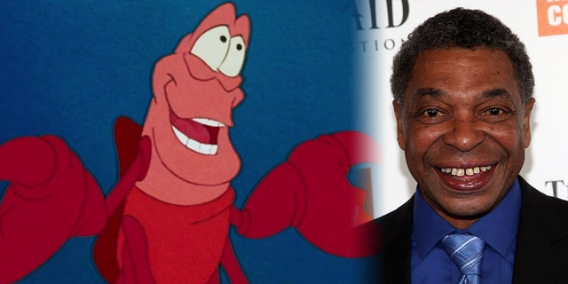 Samuel E. Wright, the voice of Sebastian the crab in Disney's 'The Little Mermaid,' has died. He was 74.