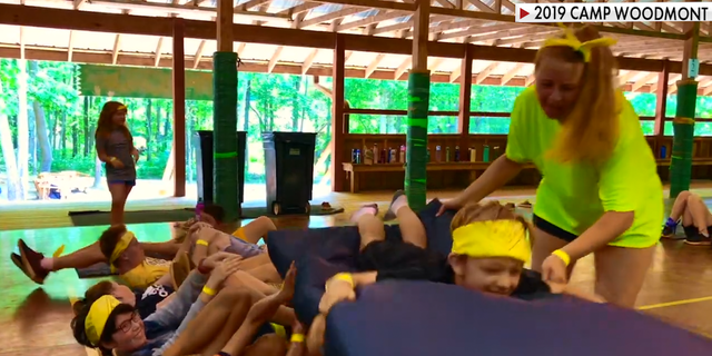 Camp Woodmont summer camp in 2019. (Camp Woodmont, 2019)