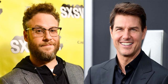 Seth Rogen recalled Tom Cruise attempting to pitch Scientology to him.