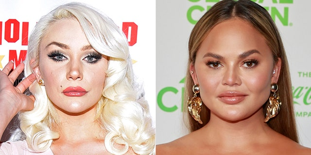 <strong>Chrissy Teigen was accused of cyberbullying by singer Courtney Stodden when Stodden was 16 years old.</strong>
