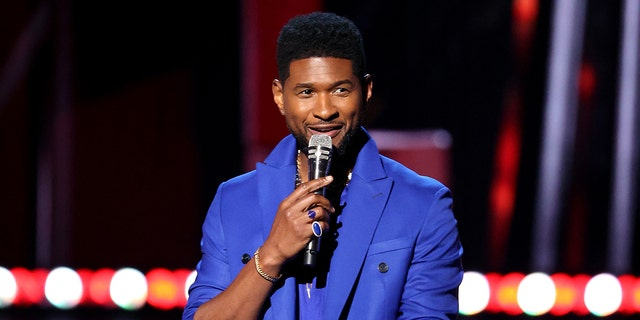Host Usher kicked off the show by stating,