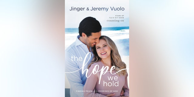 The 'Counting On' star and her husband wrote a book titled'The Hope We Hold: Finding Peace in the Promises of God.'<br> 