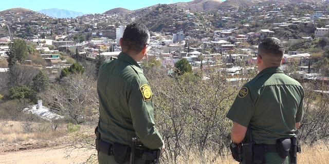 Across the Southwest border, the number of immigrants encountered in April rose slightly to 178,622, compared with the already high figure in March 173,383. (Stephanie Bennett / Fox News)