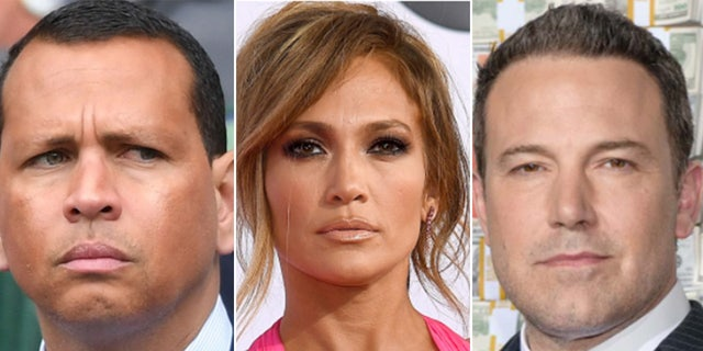 Jennifer Lopez reportedly had an email correspondence with Ben Affleck while in the Caribbean for the filming of 'Shotgun Wedding' - at the same time that Alex Rodriguez descended the Dominican Republic to save his relationship with the singer - actress.