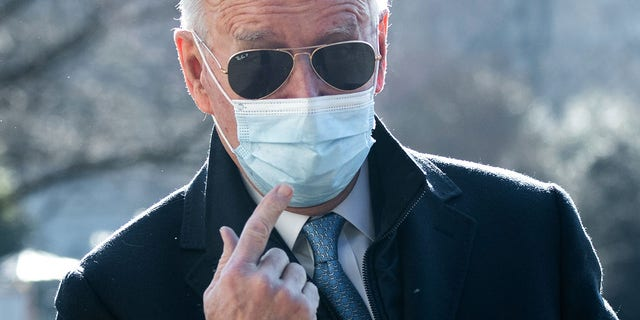 Biden says those vaccinated from COVID-19 can largely ditch masks
